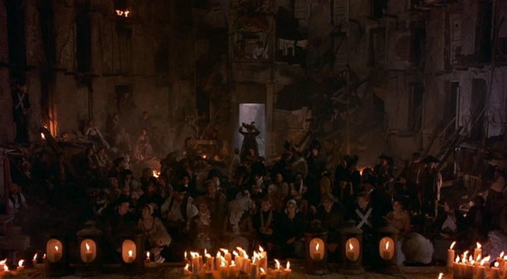 Film: The Adventures Of Baron Munchausen / Director: Terry Gilliam / Year: 1988