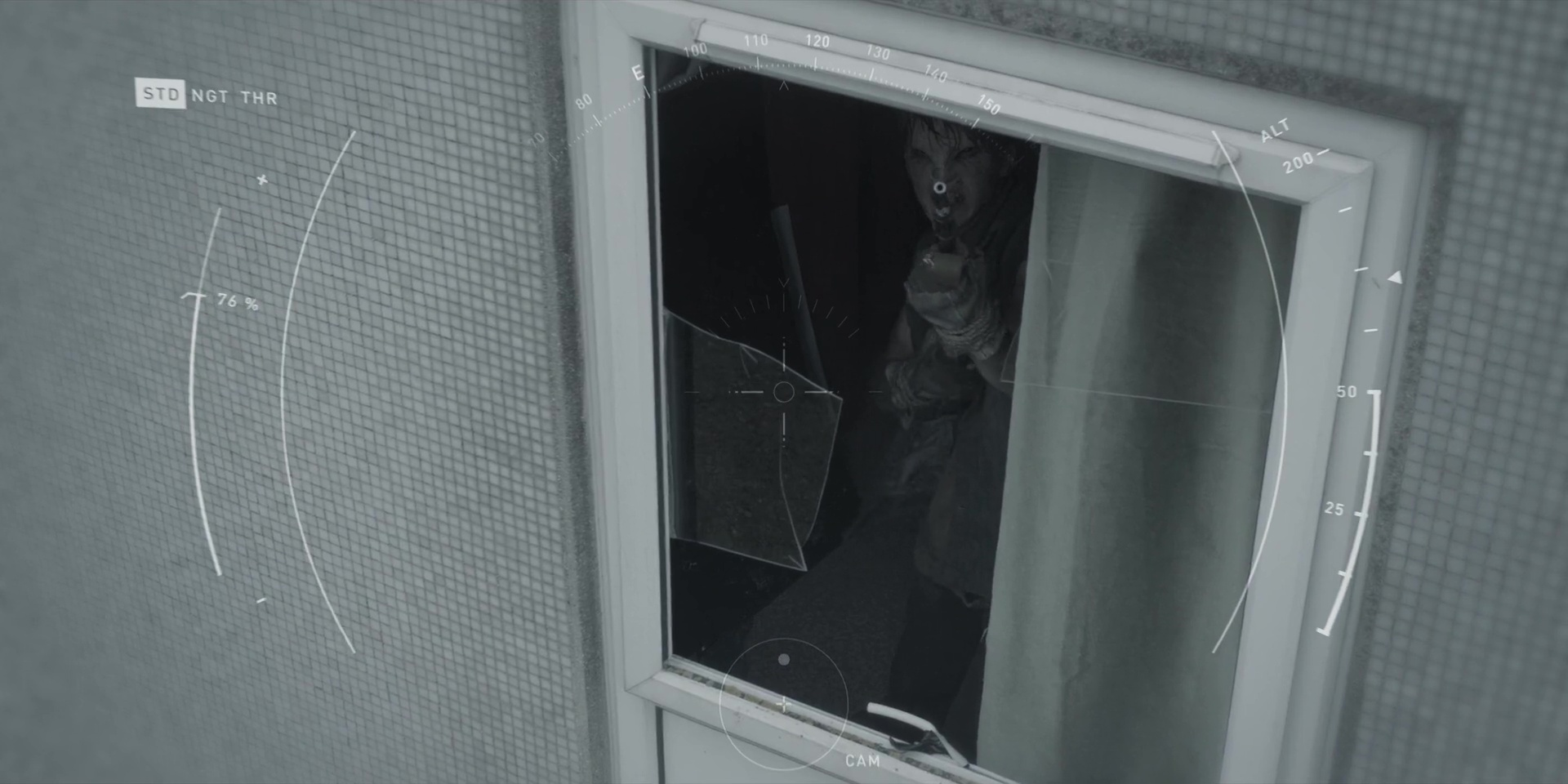 Black Mirror  episode 'Men Against Fire' (2016)