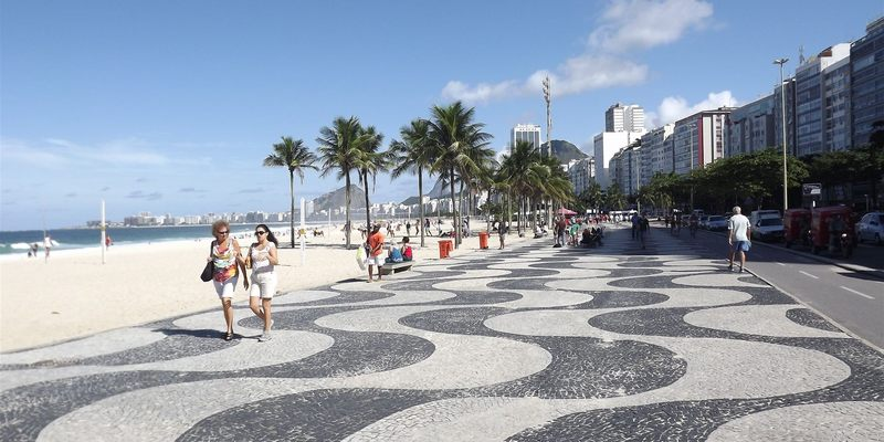 Copacabana   The charms of the most beautiful beach in the world, surrounded by the main sights of the Marvelous City.