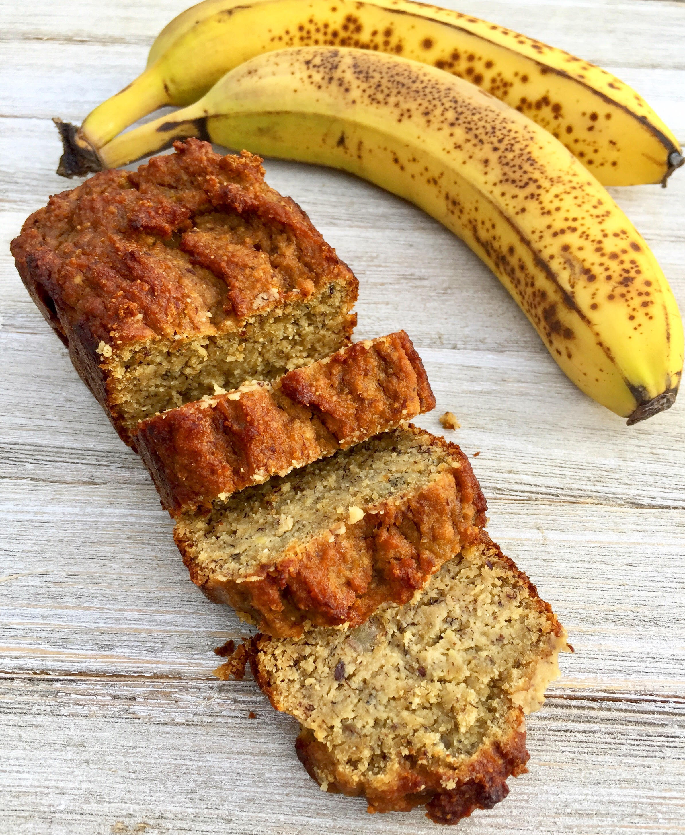 Why choose between avocados and bananas, when you can have both in this Avocado Banana Bread?! This bread is dense, super moist, and loaded with flavor. Enjoy(: