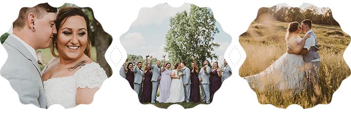 oh deer photography // wedding and portrait photographer // columbus, ohio