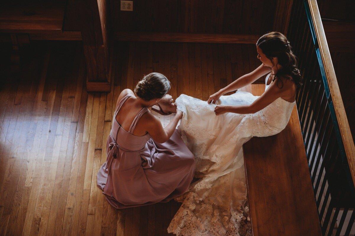 Irongate Ohio Wedding