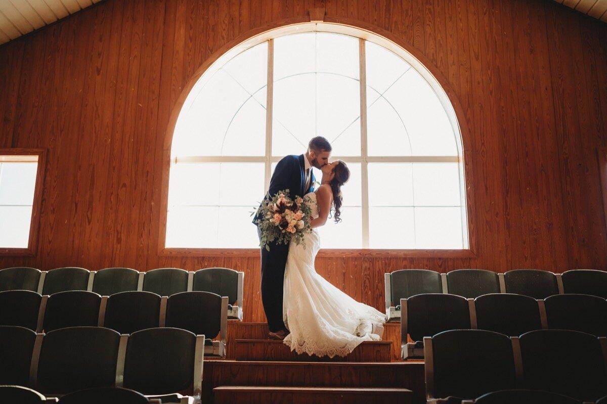 Irongate Equestrian Center Wedding