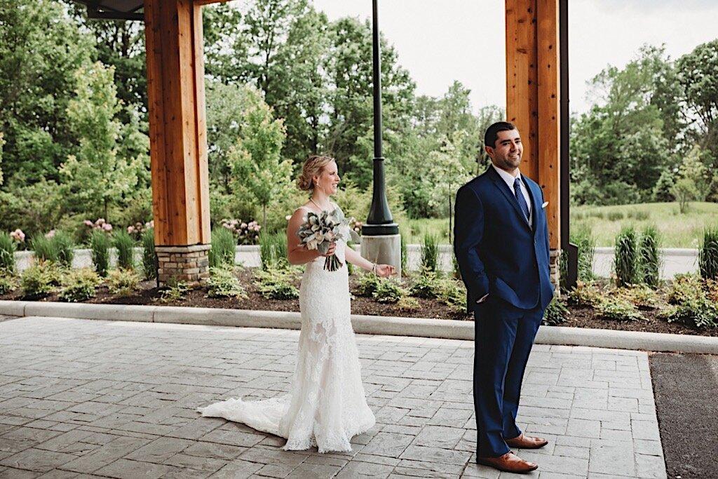 Estate at New Albany Wedding Ohio