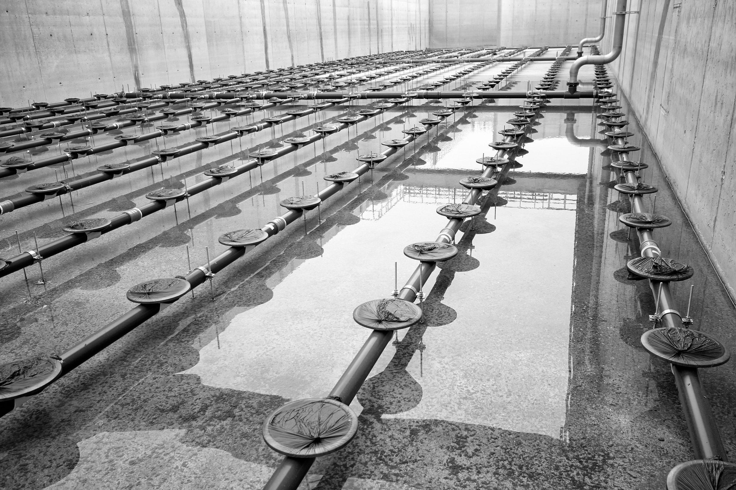 waterwater aeration