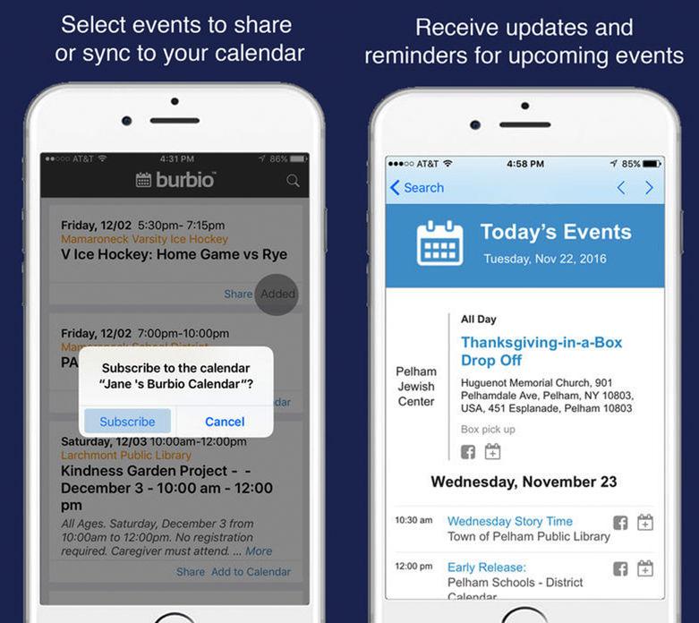 Burbio in the App Store -