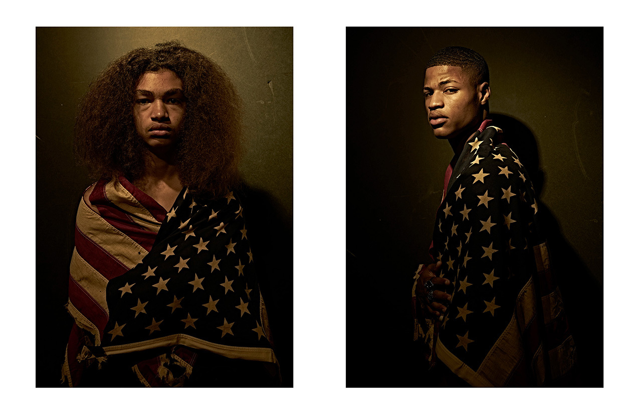 Photography / Maxine Helfman @Katy Barker