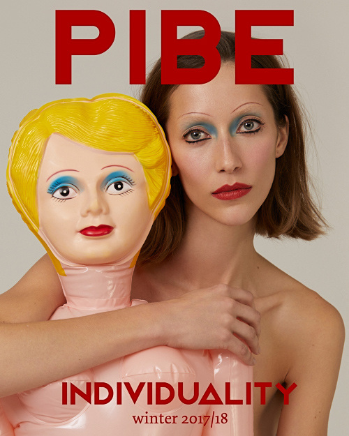 ON THE COVER Photography / Zoey Grossman Model / Alana Zimmer    BUY PIBE WINTER2017/18 PRINT ISSUE 6: £5.00     ON SALE    BUY PIBE WINTER2017/18 DIGITAL ISSUE 6: £4.50