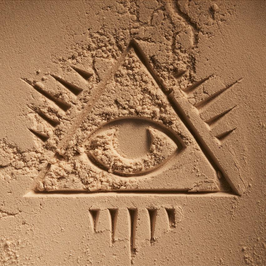 Eyeshadow, powder and foundation GIVENCHY