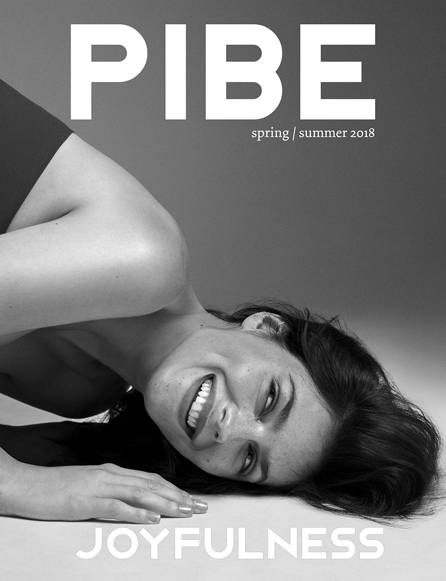 ON THE COVER Photography / Iakovos Kalaitzakis Model / Amber Anderson    BUY PIBE SS2018 PRINT ISSUE 6: £5.00   ON SALE    BUY PIBE SS2018 DIGITAL ISSUE 6: £4.50