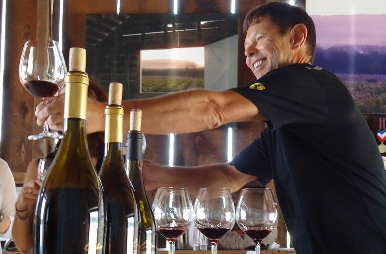 Canihan Wines Syrah Tasting Flight
