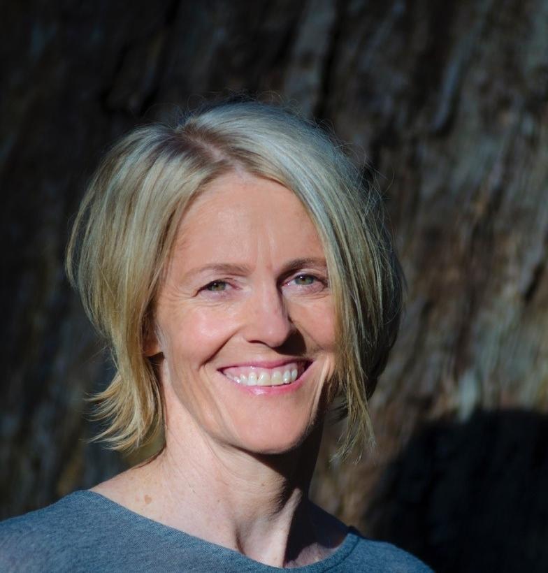 An influencer, a motivator Lesa Muir is the Head Coach -