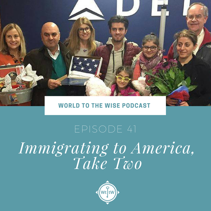 World to the Wise Podcast
