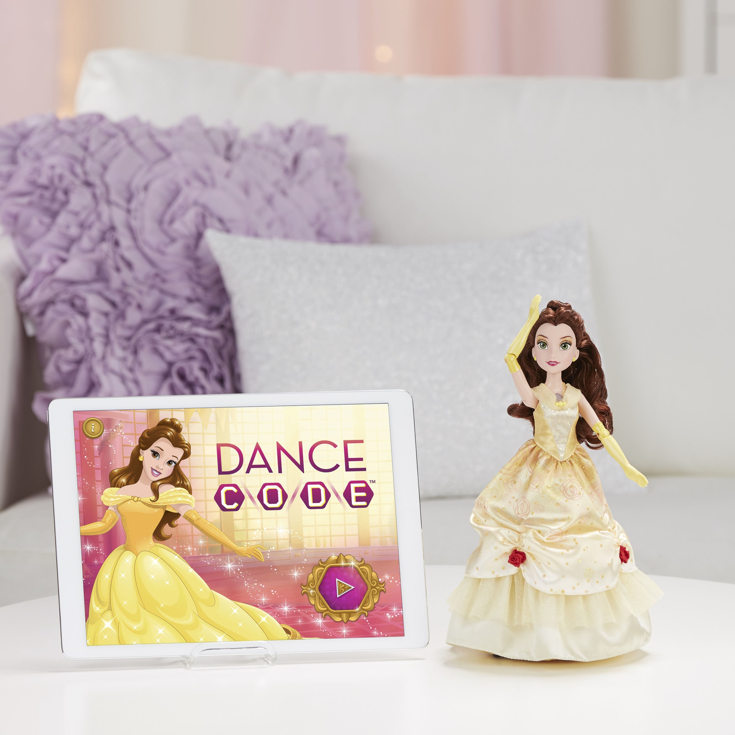 Amazon Exclusive BRAND NEW Dance Code featuring Disney Princess Belle