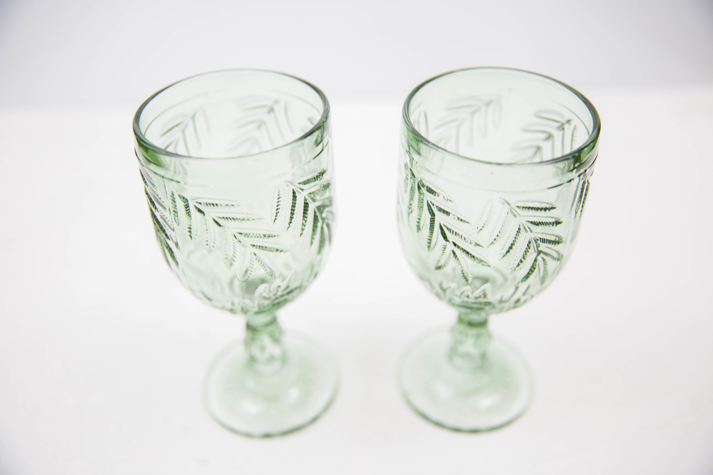 Sage Glassware