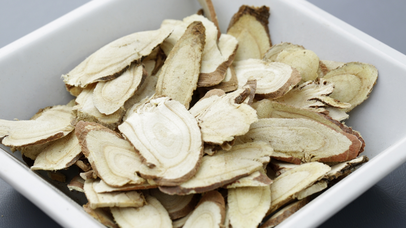 Licorice Root - Anti-inflammatory, antibacterial and used to stop bleeding gums and reduce canker sores.