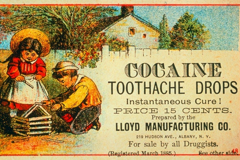 Over-the-Counter? - In the 1900s you could buy over-the-counter opiates as well as cocaine, heroin, and morphine to treat your colds, insomnia, menstrual cramps or whatever else might have ailed you. Morphine (and cocaine) injection kits were sold in the Sears, Roebuck and Co. catalog.