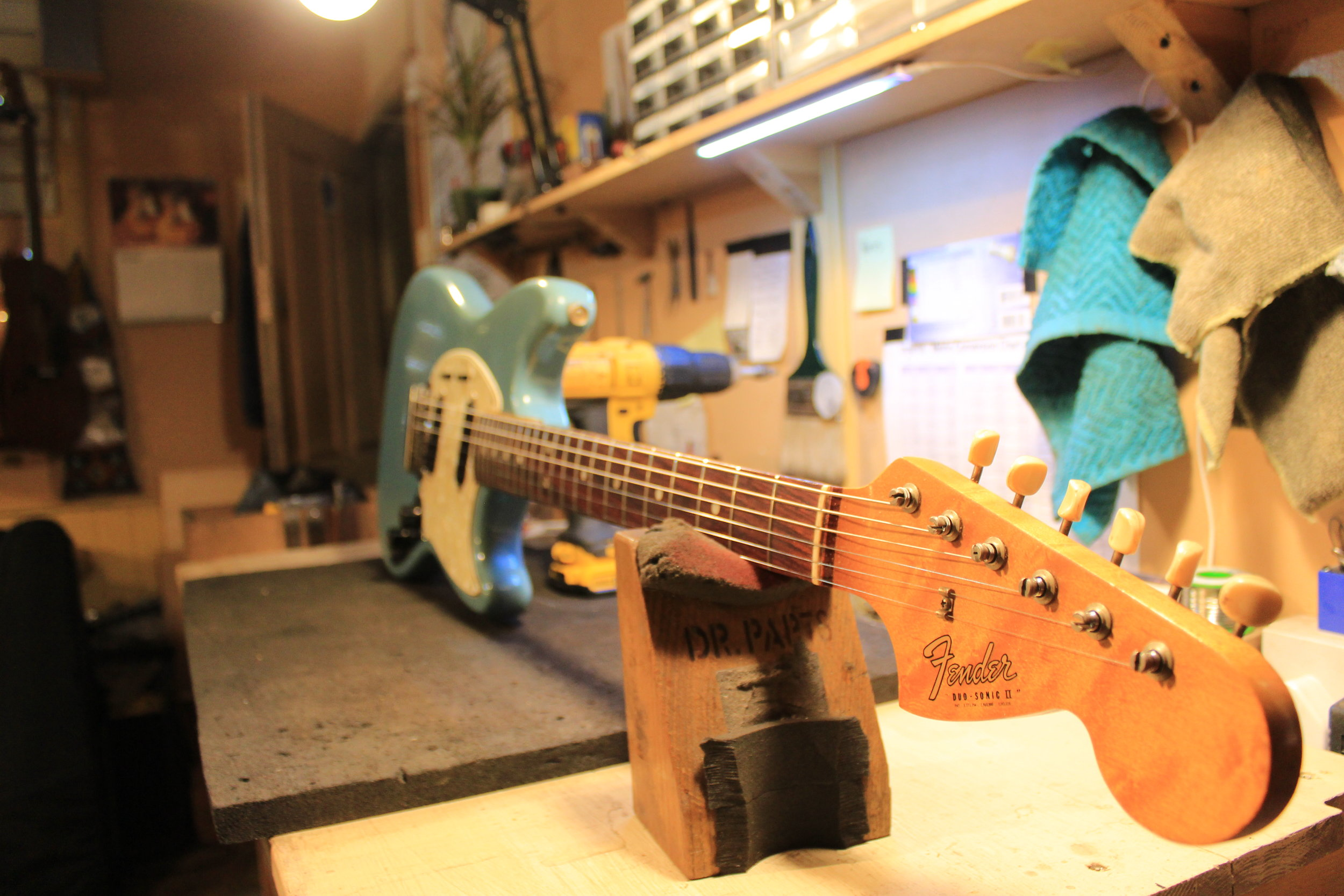 1966 Fender Duo-Sonic II