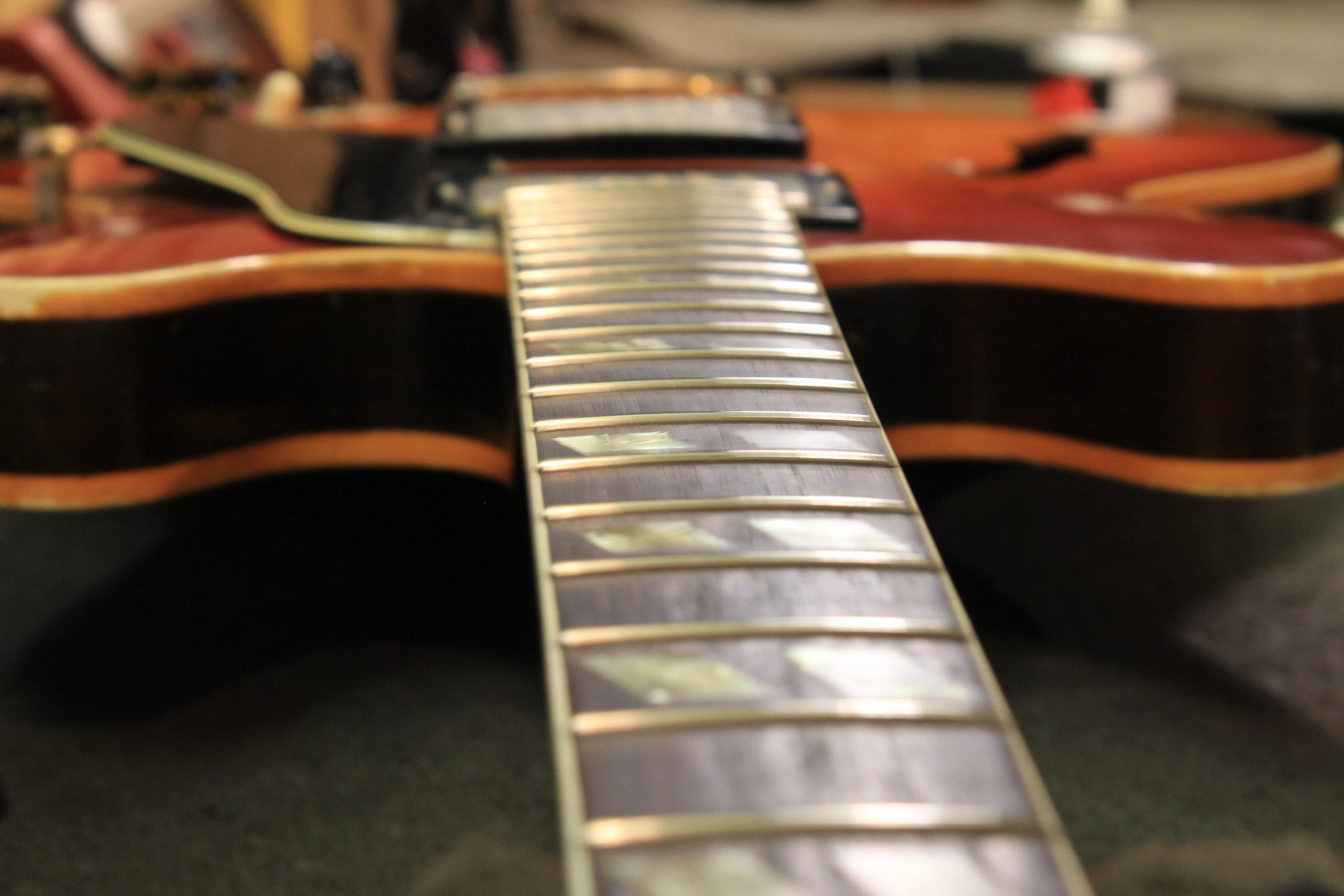 1971 Gibson ES-345 ( refret )