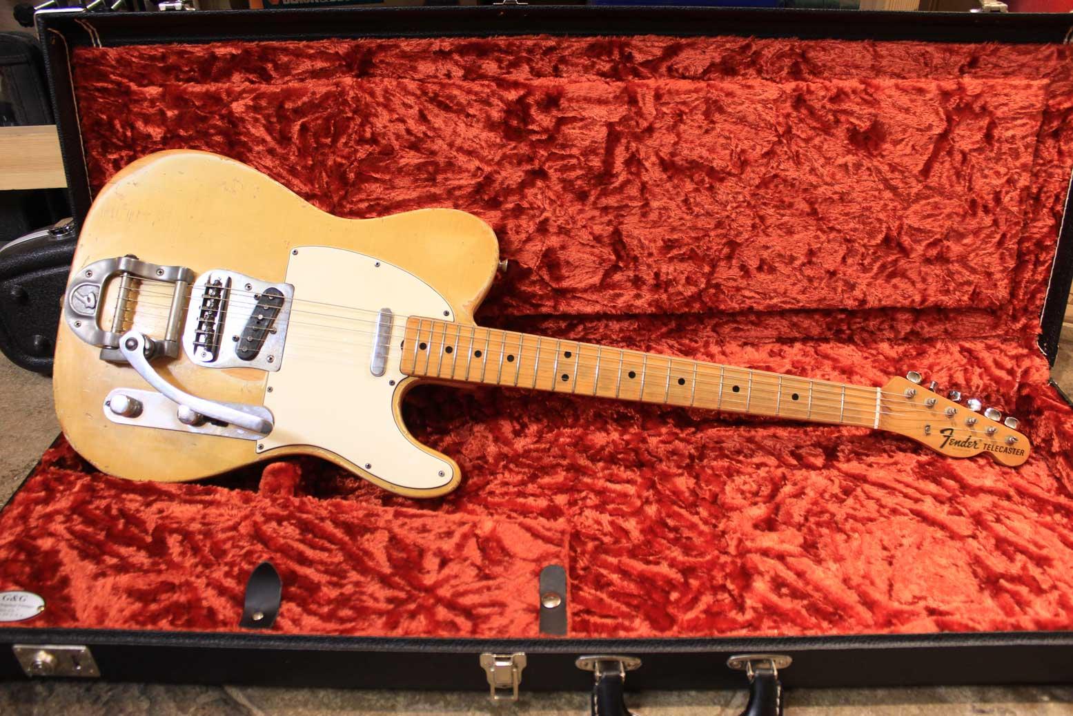 1969 Fender Strat ( Bigsby )