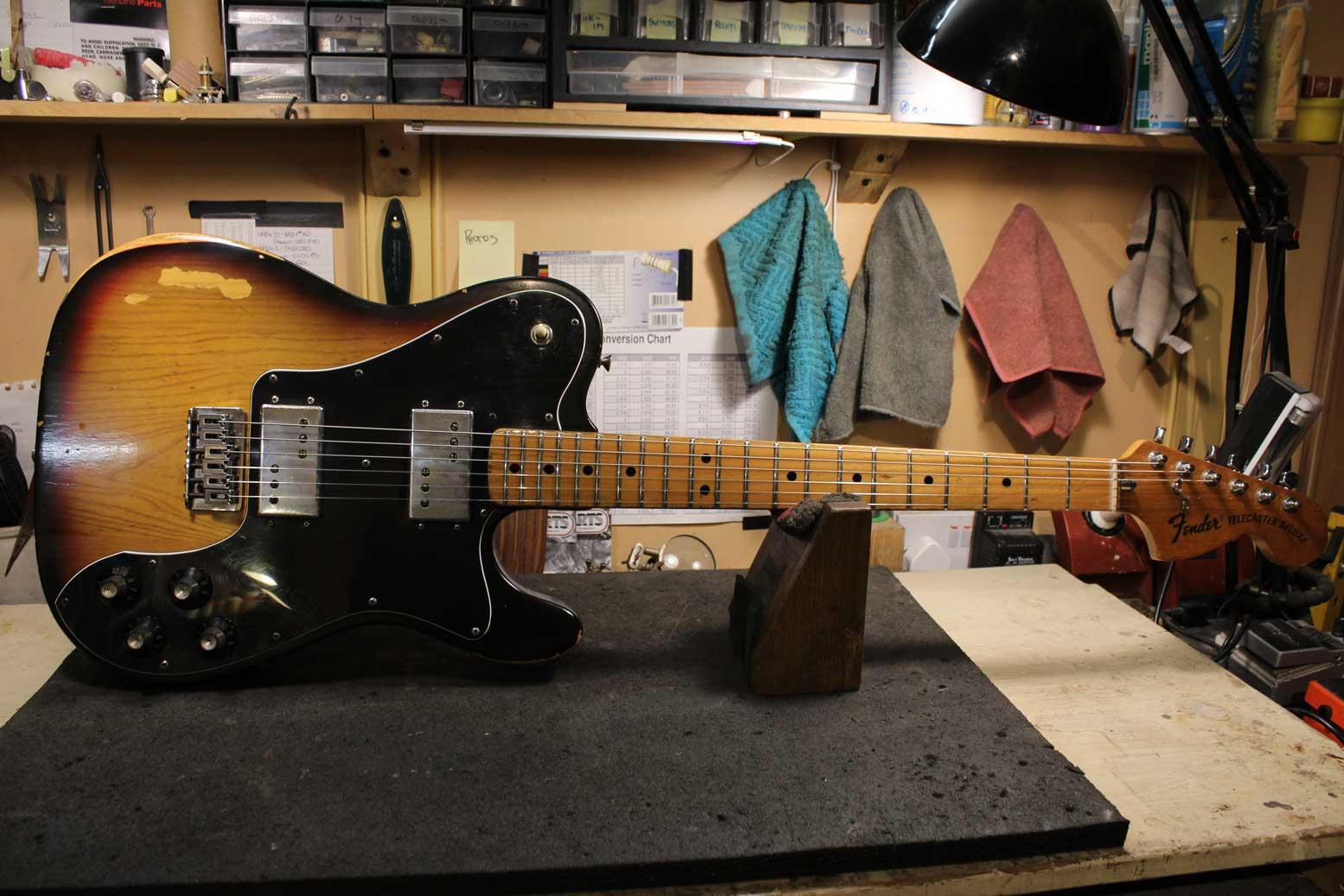 1973 Fender Tele Deluxe