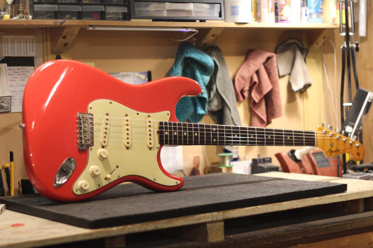 1962 Fender Strat