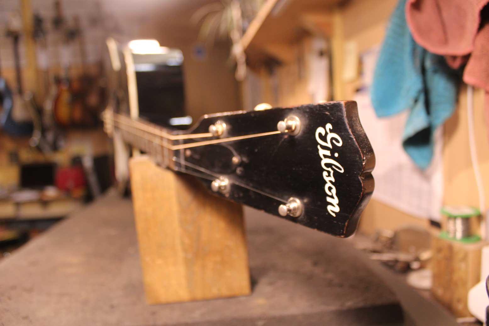 1930's Gibson Tenor