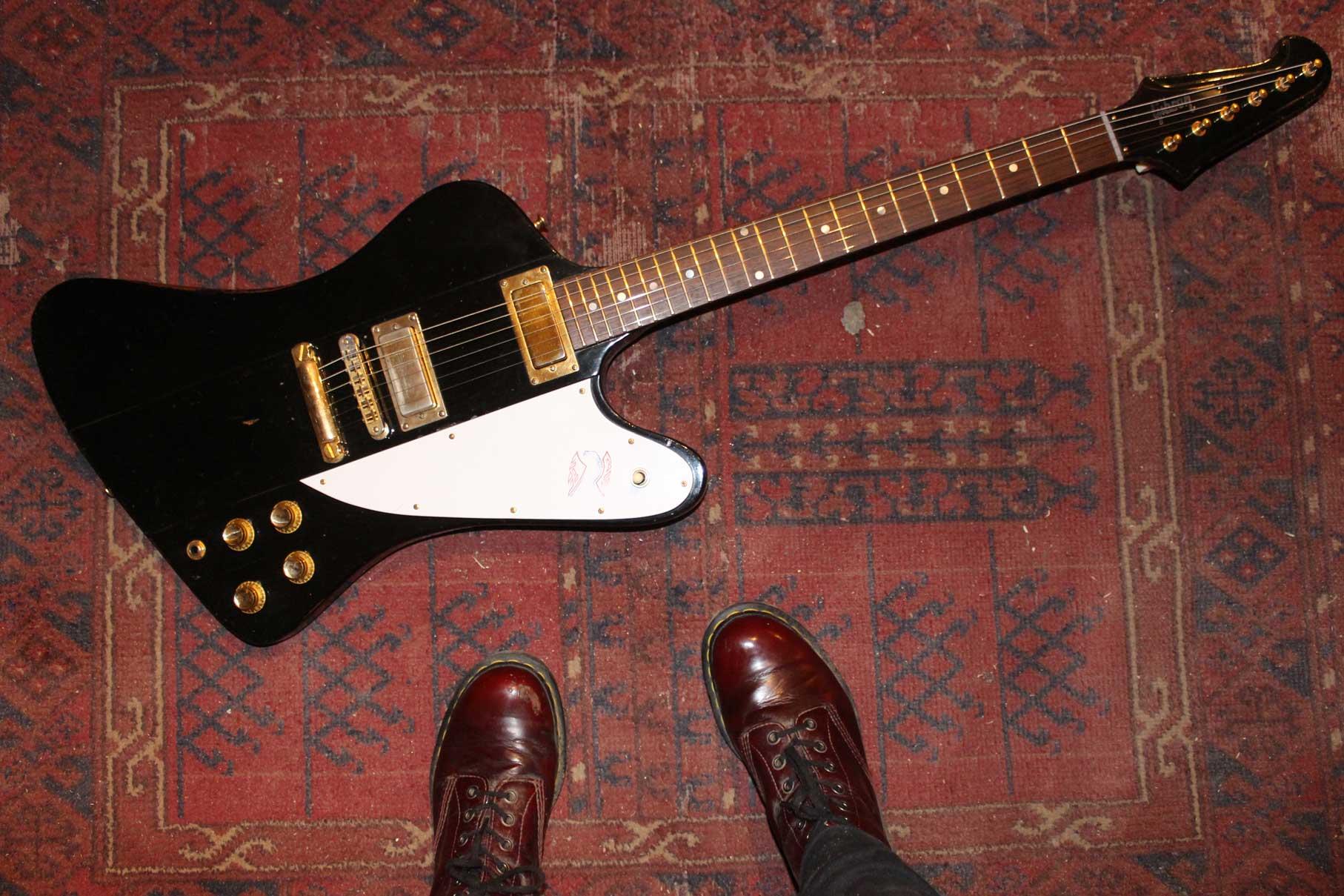 1976 Bicentennial Gibson Firebird