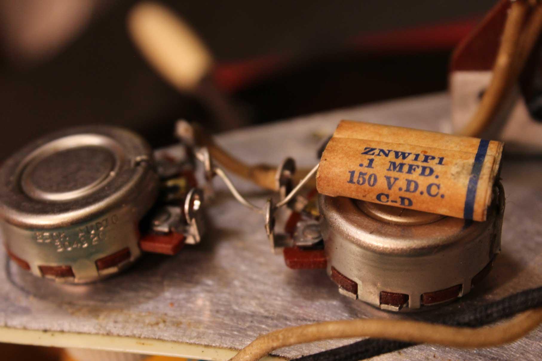 1960 Fender Strat