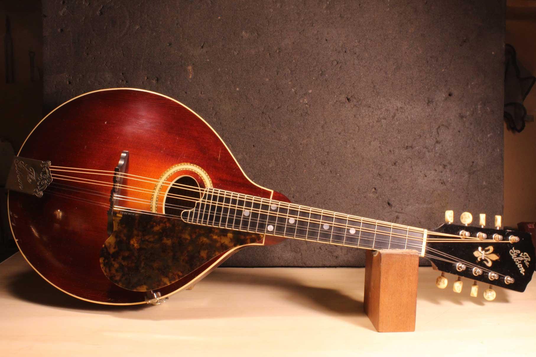 1917 Gibson A4 Mandolin