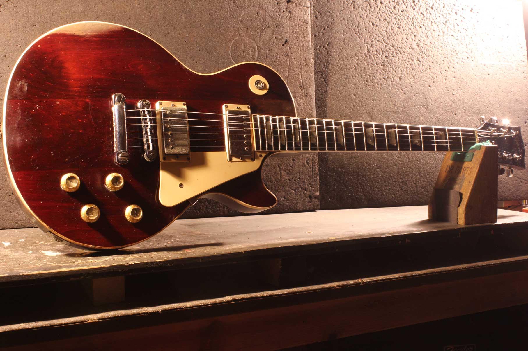 1977 Gibson Les Paul Standard