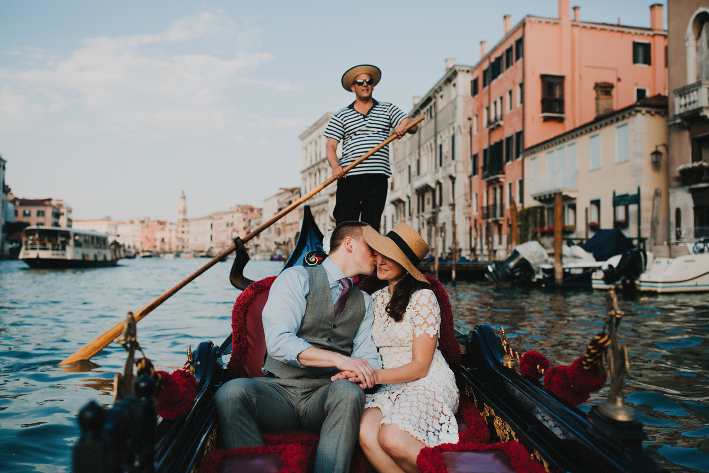 VENICE, ITALY | ENGAGEMENT