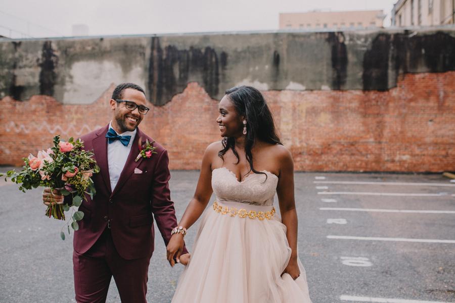 CHRIS & IRENE | RALEIGH, NC