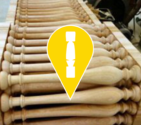 Balusters and Furniture Parts -