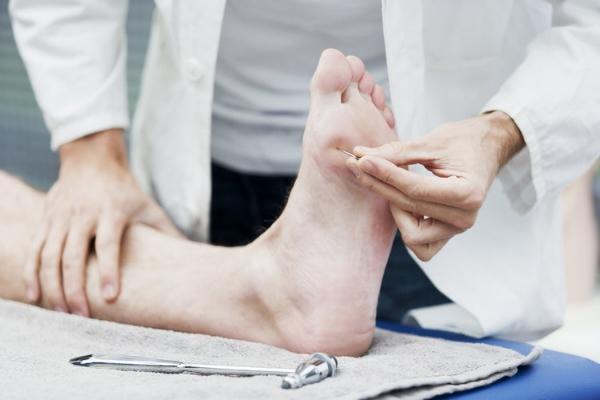 Diabetic Foot Check