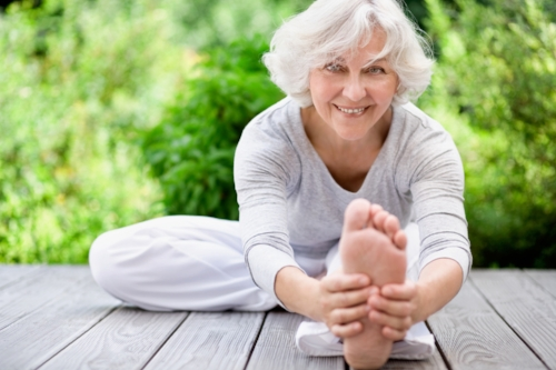 Podiatry Ageing Feet Painful Feet