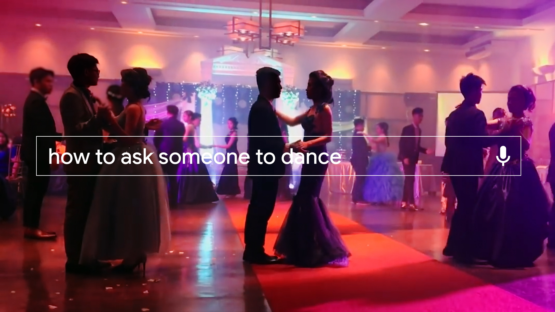 Google shows you how to ask someone to dance