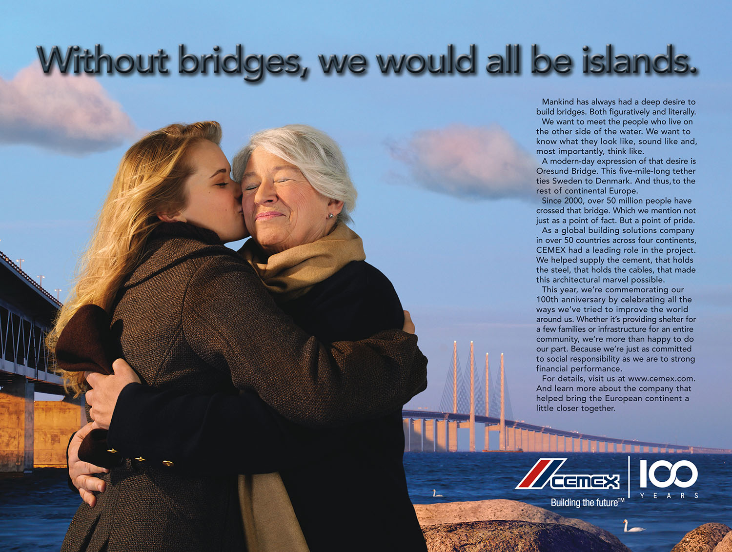 Cemex, Global Campaign