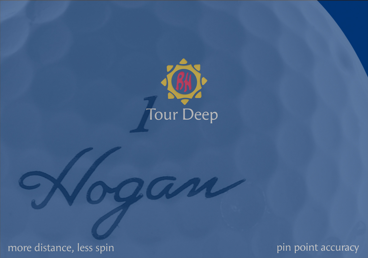 Ben Hogan, Packaging