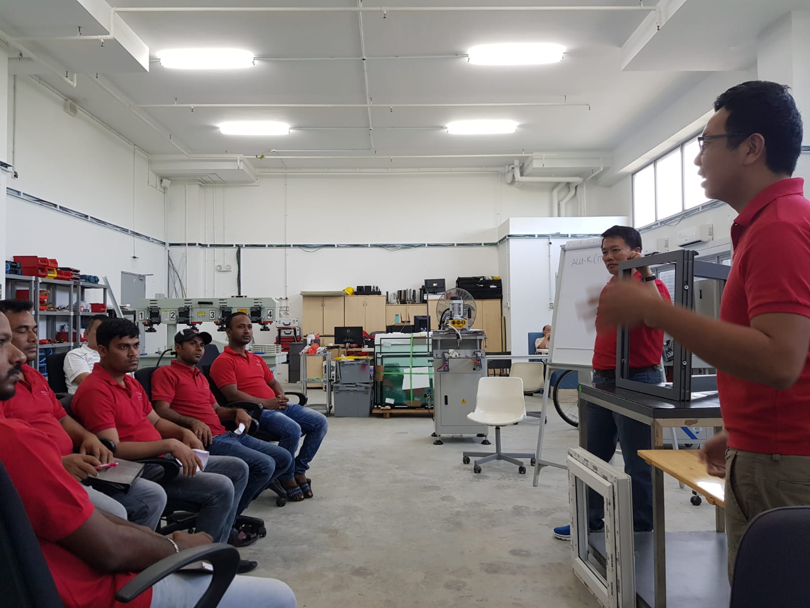 In-House Quality - Having our own workshop premises right here in Singapore gives us quality control over fabrication and assembly. Our team of engineers and professionals have decades of experience and we are fully licensed by HDB and BCA to conduct window installation work. Our years of experience in solving the toughest noise isolation challenges lets us succeed where others have failed.