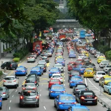 ROAD TRAFFIC -