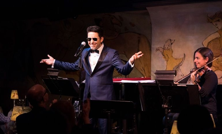 John Lloyd Young: A Young Voice, an Old Soul Takes the Café Carlyle Stage - Metrosource | February 14, 2018