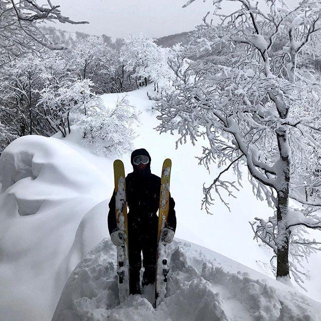 It's gonna be deep! #basehotelhakuba #skiing #freeskiing #japow #japanuary #ramen #sushi #backcountryskiing #hakuba #hakubavalley #powderskiing #yuki #snow #hakuba47 #shinkansen #airbnb #jumbochocomonaka #dalbello #armadaskis #japan #honshu #armadaarg
