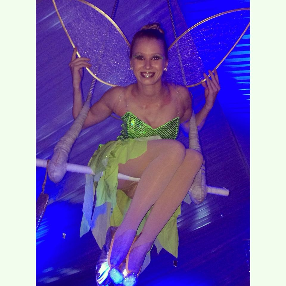 tinker bell costume rental raleigh