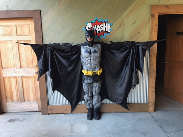 batman costume rental raleigh