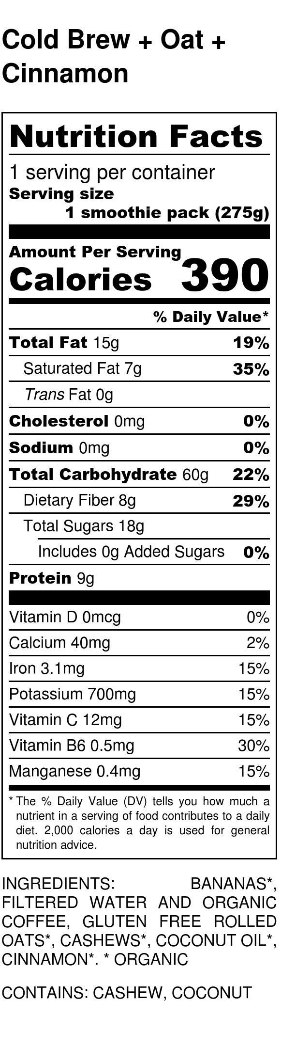 Cold Brew + Oat + Cinnamon - Nutrition Label.jpg