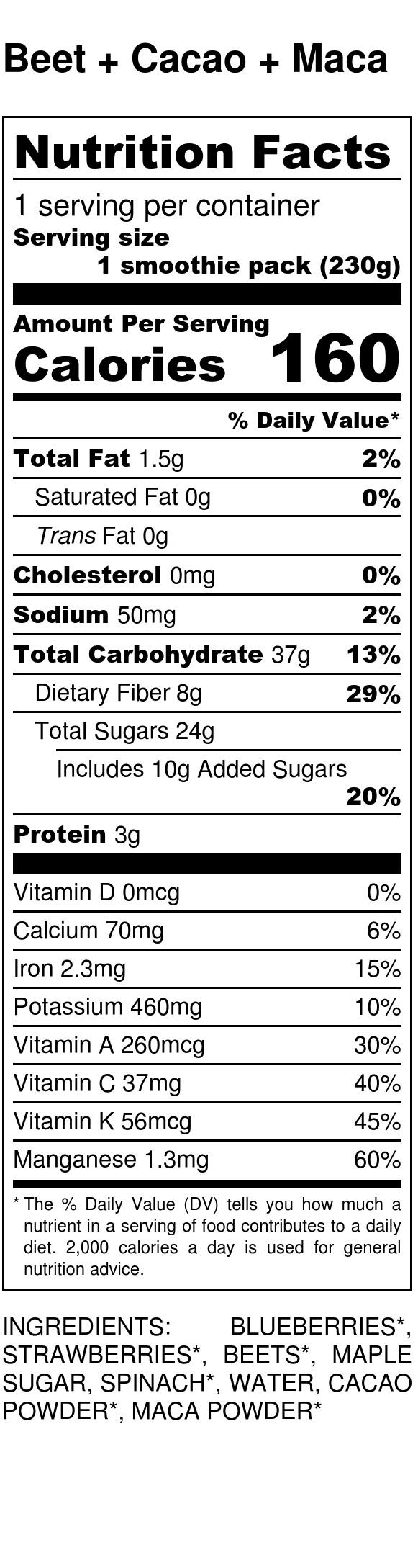 Beet + Cacao + Maca - Nutrition Label.jpg