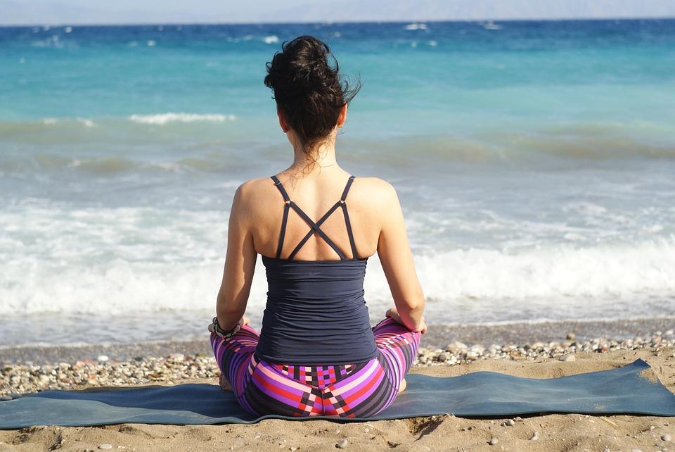 travel yoga mat
