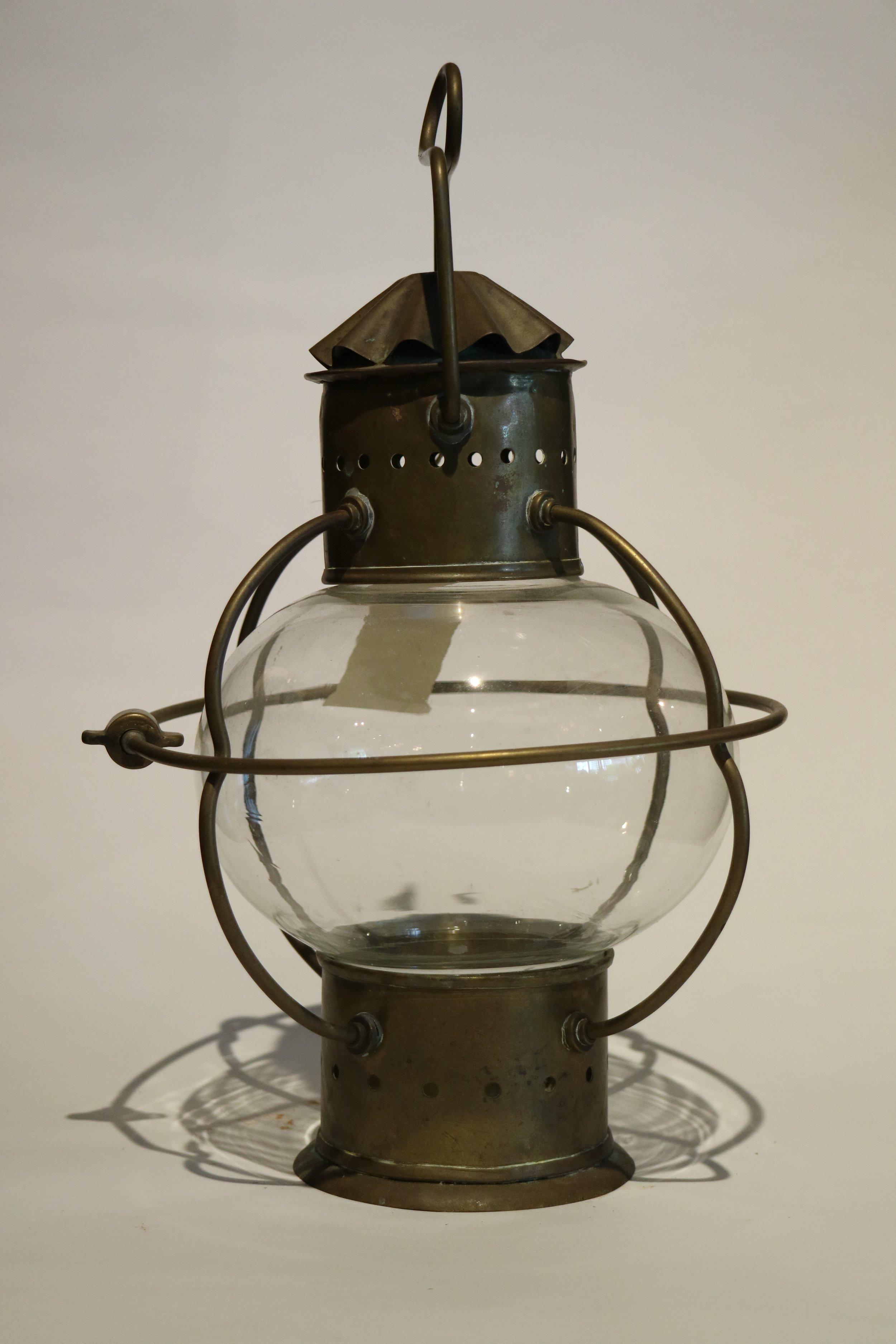 Nautical Brass Lantern