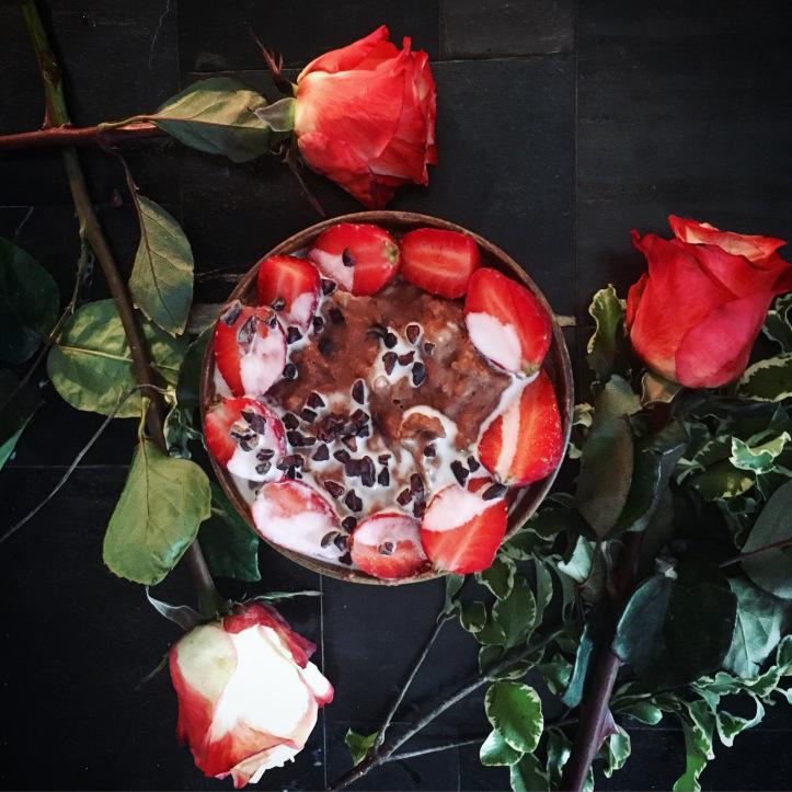 Chocolate Strawberry Oats (Vegan:GF:Refined Sugar Free).jpg